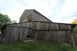the barn low and w