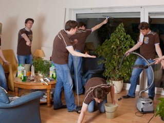 Five Great Home Cleaning Tips