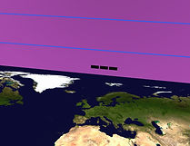 four winds a the ends of the earth - square earth cosmology 4