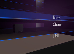 square earth cosmology - underworld2