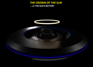 square earth cosmology - sun's chariot 3