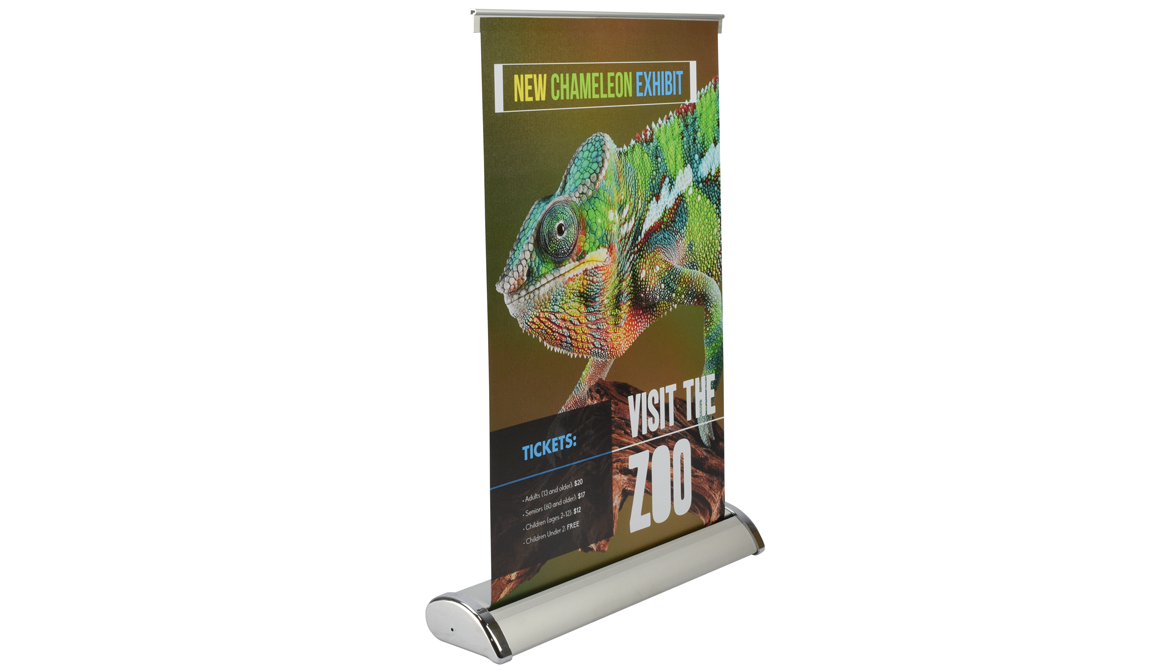 Table Top Banner Stand 1