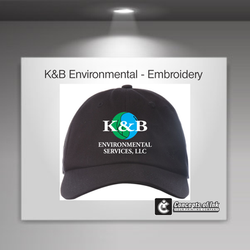 K&B Environmental Hat 2
