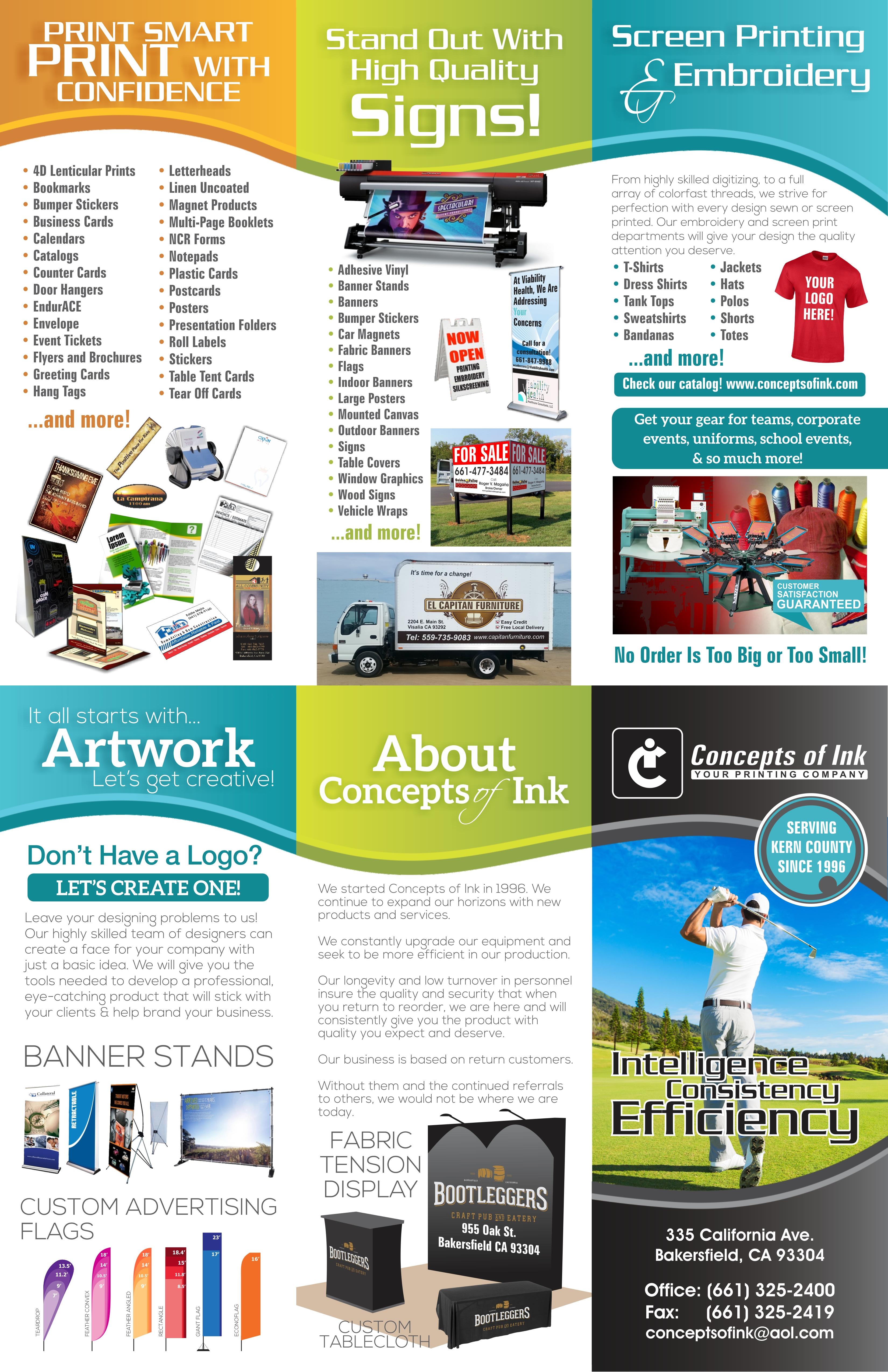 COI Brochure