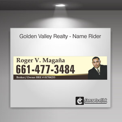 Golden Valley Name Rider