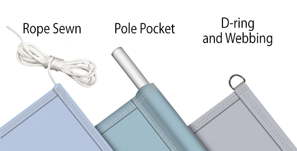 pole pocket