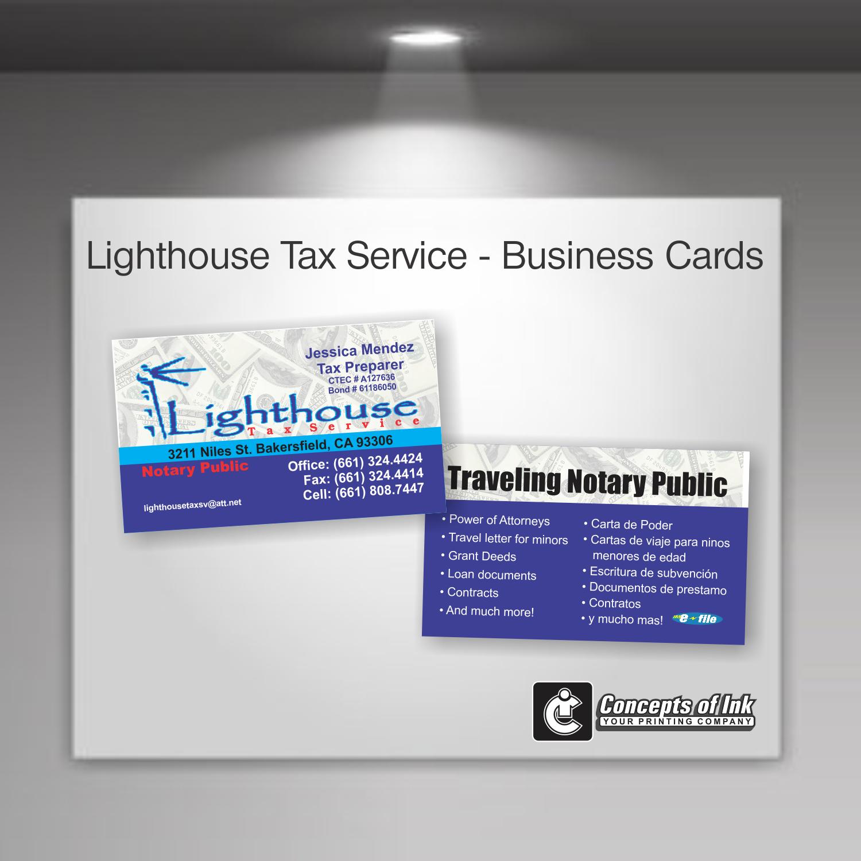 Lighthouse Tax