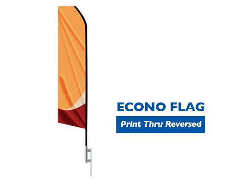 Econo Feather Flag 3