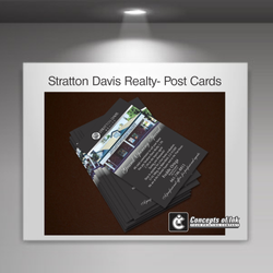 Stratton Davis Post Cards
