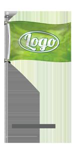 Custom Pole Flag 1