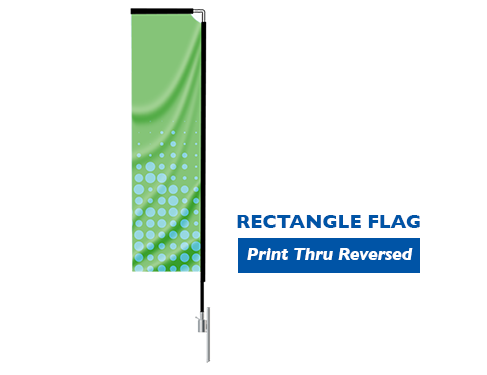 Rectangle Flag 3