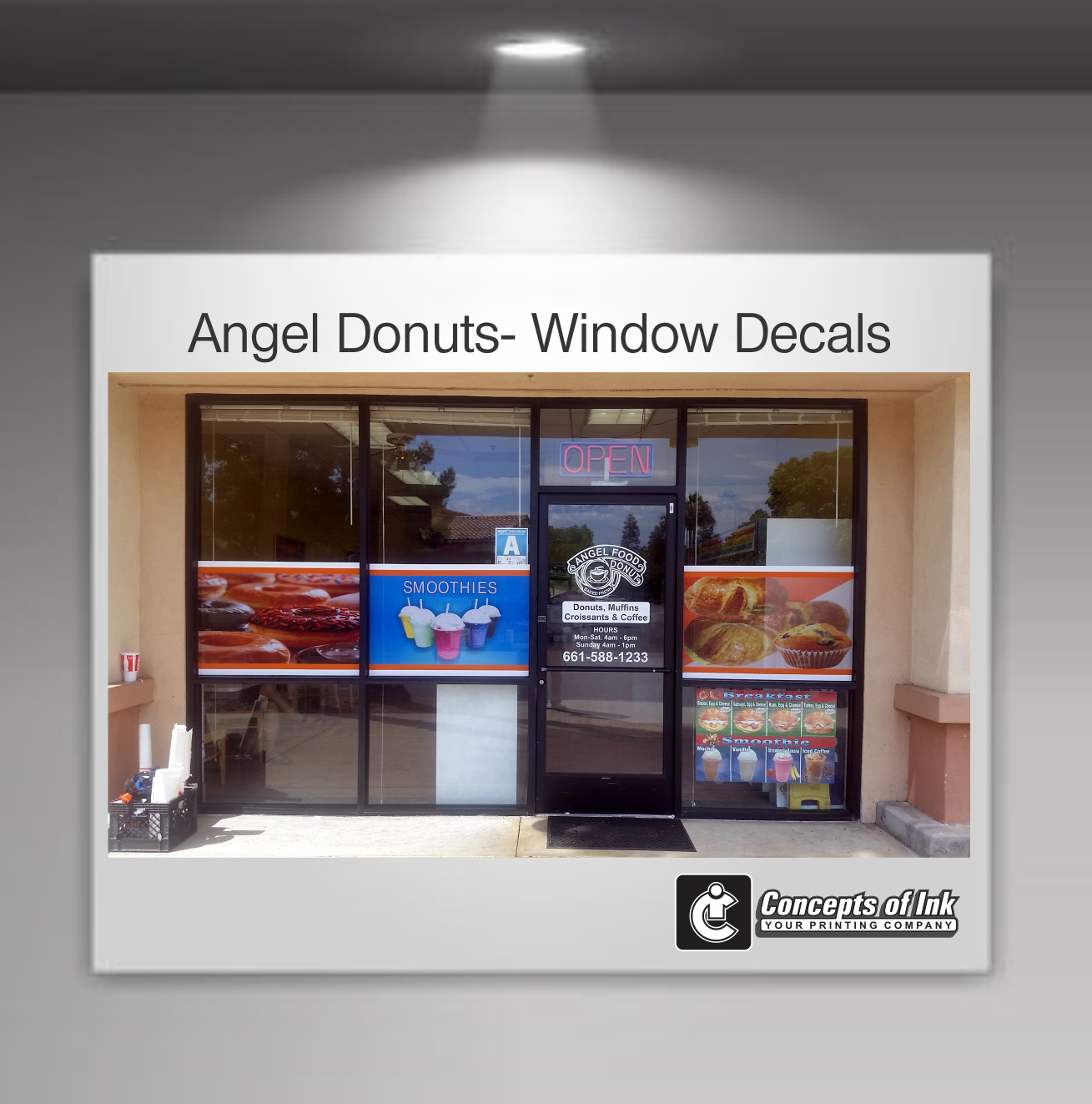 Angel Donuts