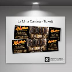 La Mina Tickets