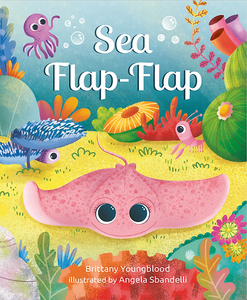 Sea Flap-Flap, a Children's Book (Paperback)
