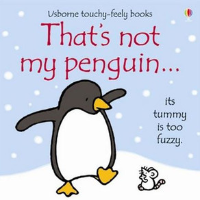 First EVER Book Review - That's Not My Penguin...