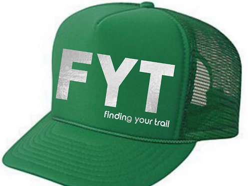 Finding Your Trail Trucker Hat