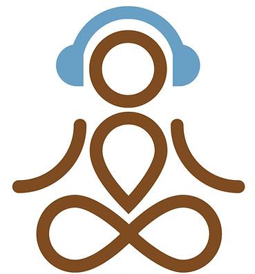 meditation with headphones colored.jpg