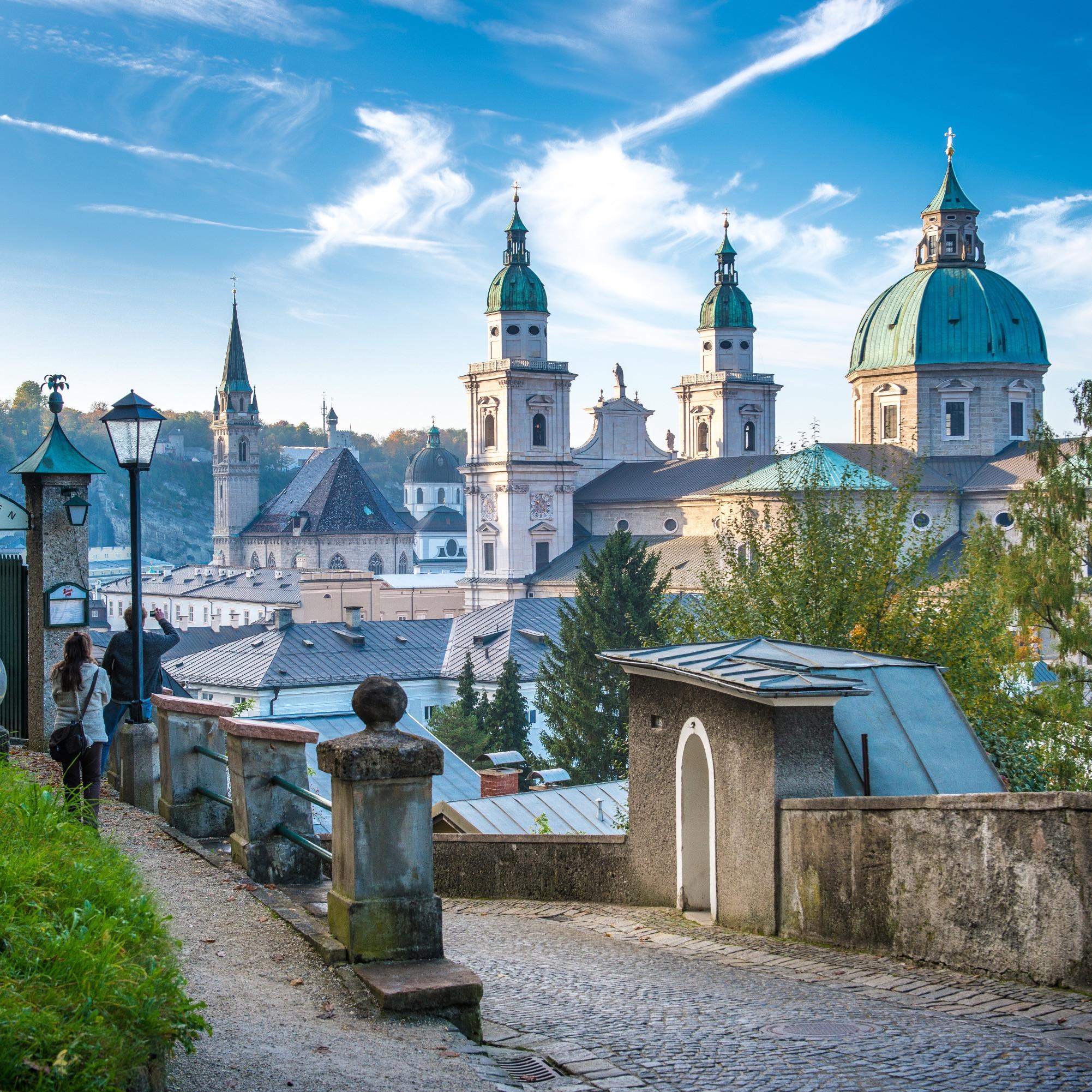 Kulinar(r)ische Weltreise durch Salzburg