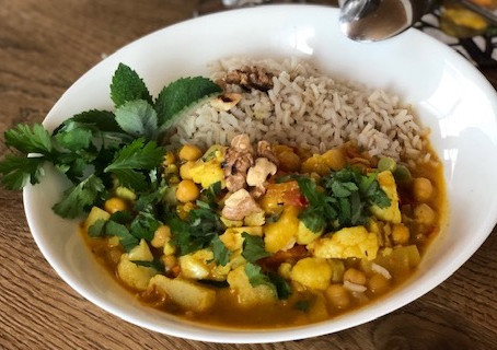 Curry zum Genießen