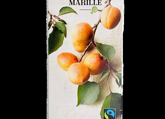 Fruchtschokolade - Marille