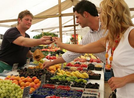 Der Salzburger Grünmarkt