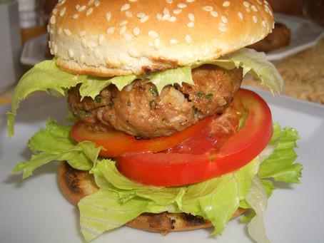 Sehnsucht nach Hamburger