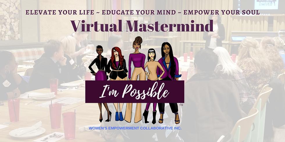 IPWEC - Virtual Mastermind - June (Tuesday)