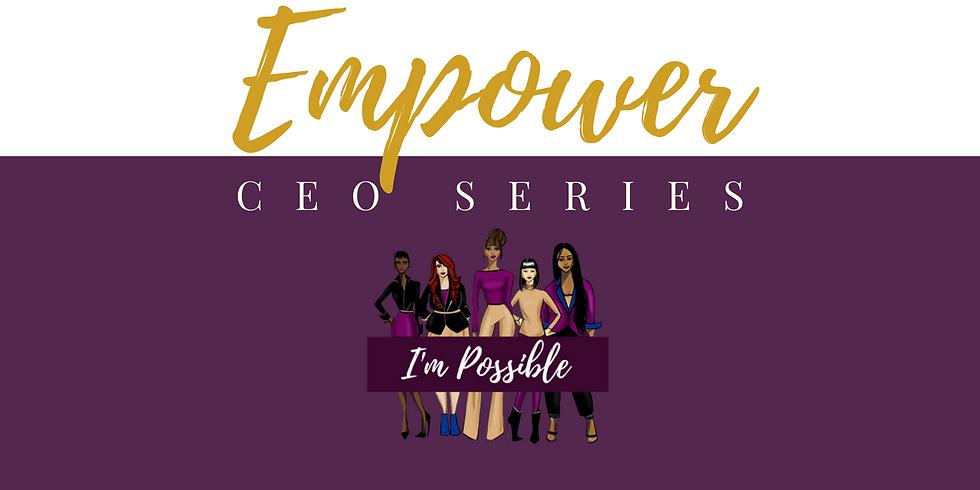 IPWEC Empower CEO Series Presents - December