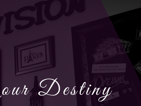 Design Your Destiny with a Vision Board