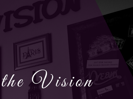 Be Creative with these 5 Tips to Mix up Your Vision Board