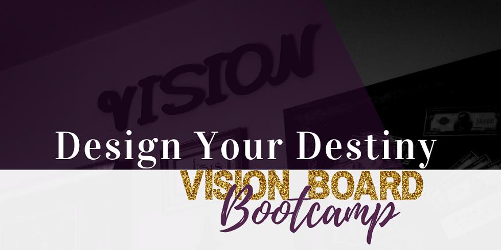 RESCHEDULED: Design Your Destiny