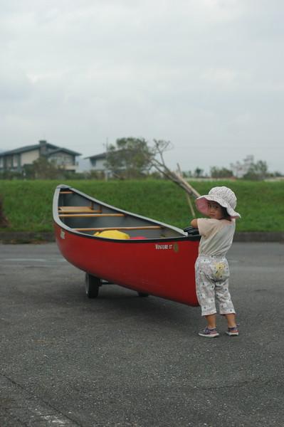 獨木舟初體驗--裝備器材篇
