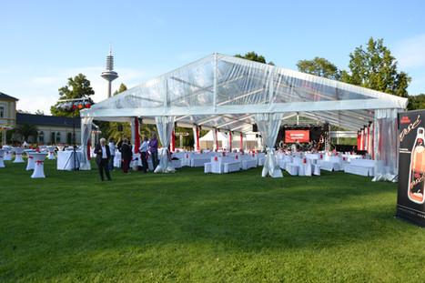 Zelt- Zeltvermietung- Hochzeit-Dekoration