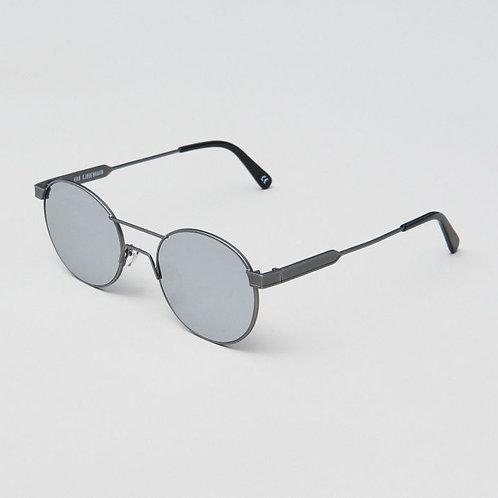 Green – Steel Silver Lens