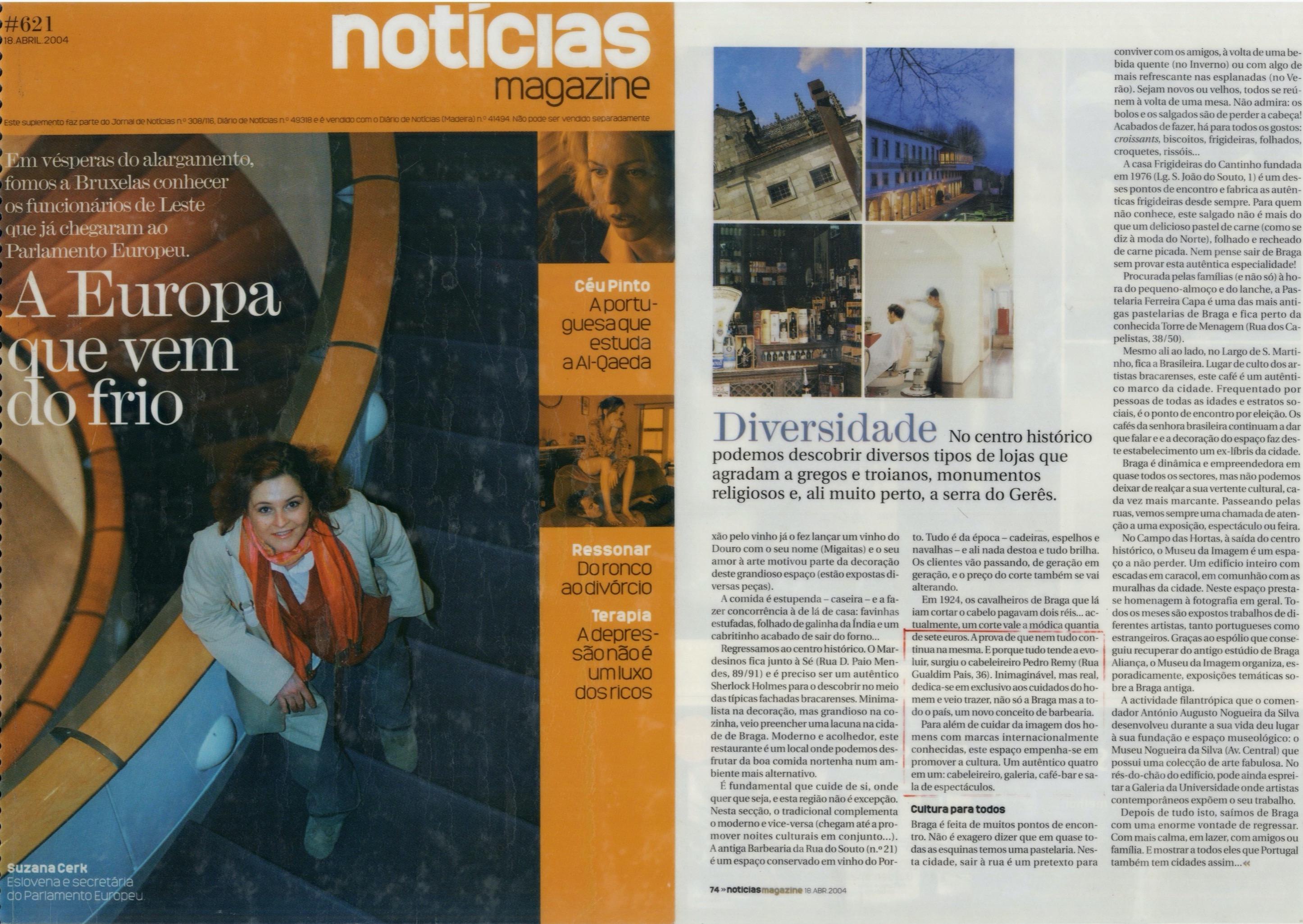 Revista Notícias Sábado