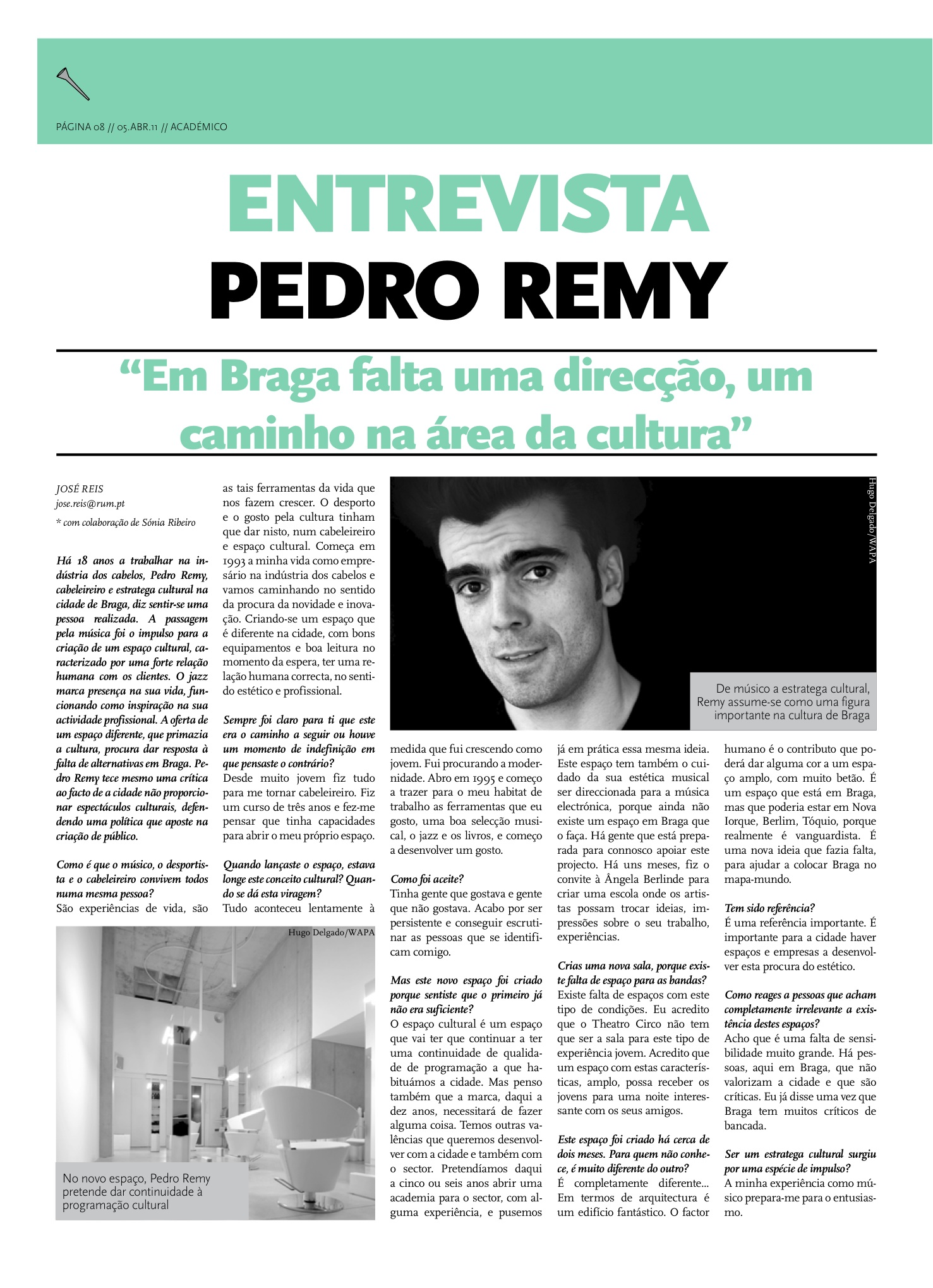 Jornal Académico