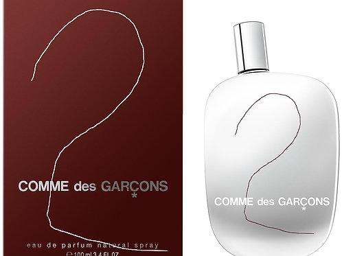 CDG 2 Eau de Parfum Natural Spray 100 ml
