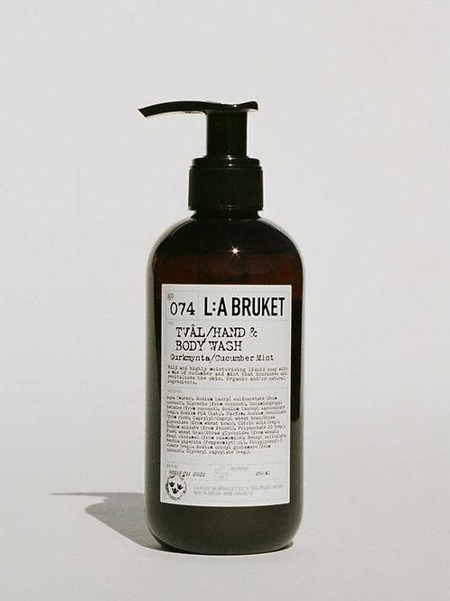 Tval /Hand & Body wash - 074
