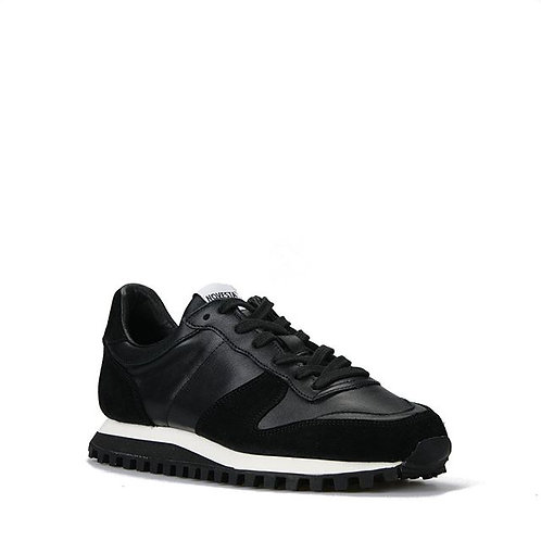 Marathon Leather Black