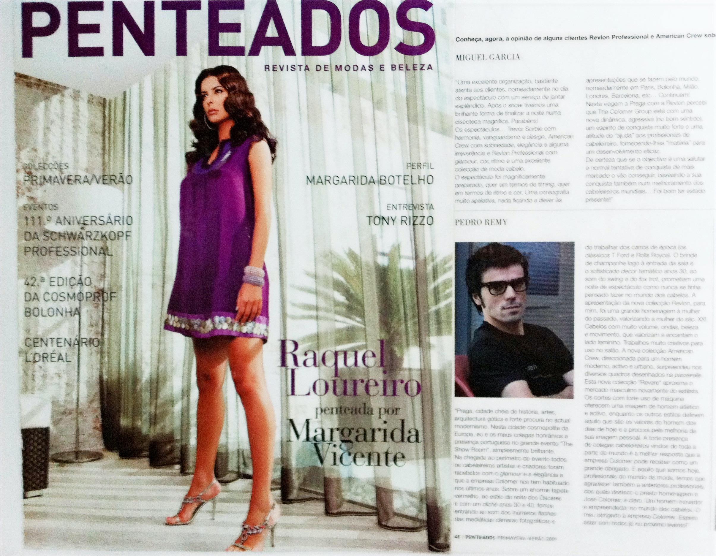 Revista Penteados