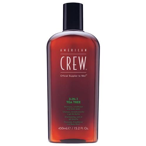 3-IN-1 Tea Tree Shampoo