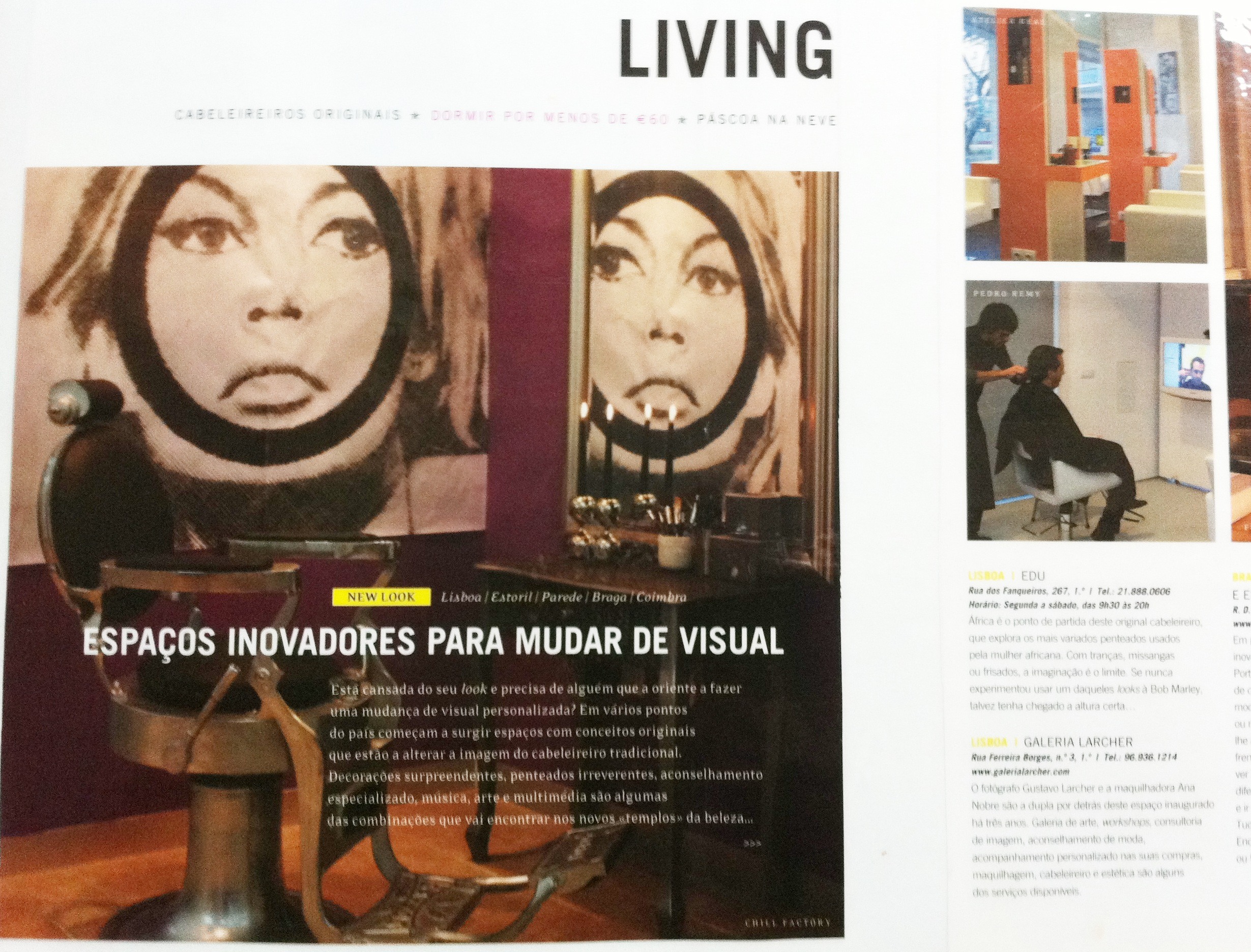 Revista best of Living