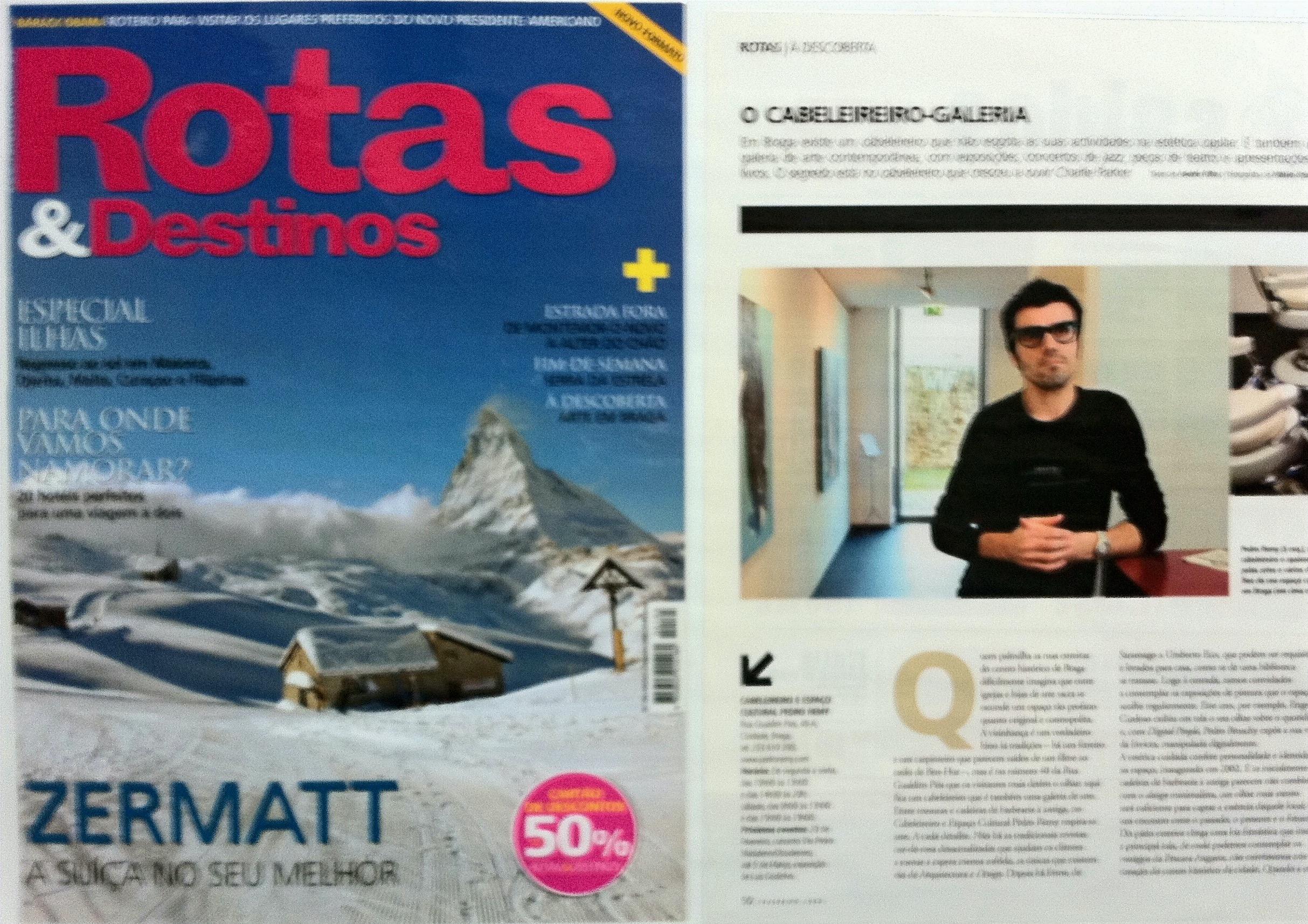 Revista Rotas e Destinos