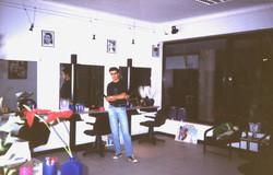 primeiro salão Remy
