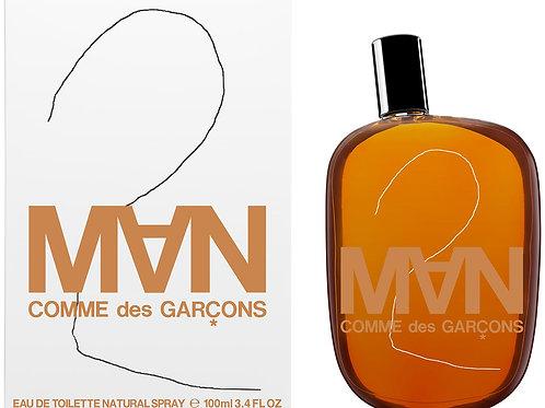 CDG MAN Eau de Parfum Natural Spray 100 ml