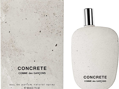 CONCRETE Eau de Parfum Natural Spray 80 ml