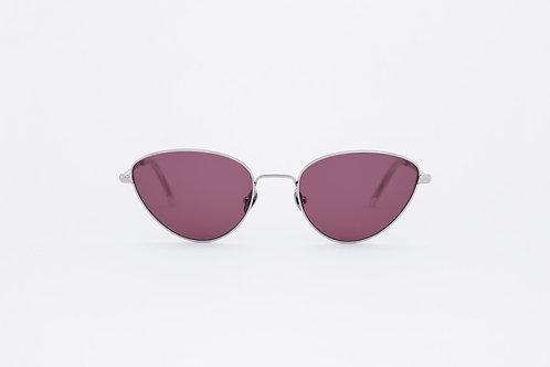Luna Silver - Solid Pink
