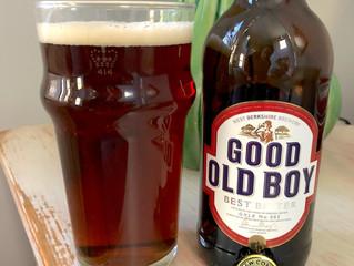 Kurt's Tasting Note #17 | West Berkshire Brewery | Good Old Boy