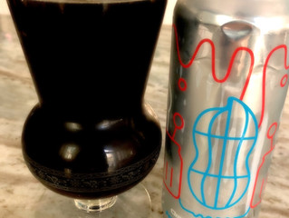 Kurt's Tasking Note #28 | Burlington Beer Co | Chunky & Jelly Peanut Butter and Jelly Porter