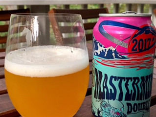Kurt's Tasting notes #1 - Fiddlehead Brewing Company - Mastermind Double IPA